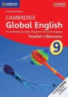 Image for Cambridge Global English Stage 9 Teacher's Resource CD-ROM : for Cambridge Secondary 1 English as a Second Language