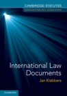 Image for International law documents
