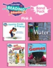 Image for Cambridge Reading Adventures Pink A Band Pack of 9