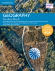 Image for Geography: Student book : A/AS Level Geography for AQA Student Book
