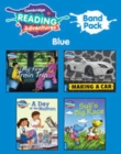 Image for Cambridge Reading Adventures Blue Band Pack of 9