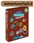 Image for Cambridge Reading Adventures Blue and Green Bands Adventure Pack 3 with Parents Guide