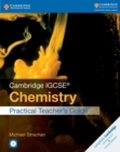 Image for Cambridge IGCSE chemistry: Practical teacher's guide