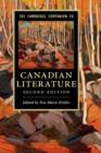 Image for The Cambridge companion to Canadian literature