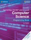 Image for Computer scienceCambridge IGCSE and O level,: Programming book for Python