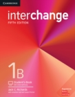Image for InterchangeLevel 1B,: Student's book : Interchange Level 1B Student's Book with Online Self-Study