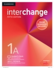 Image for InterchangeLevel 1A,: Student's book : Interchange Level 1A Student's Book with Online Self-Study and Online Workbook