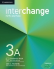 Image for InterchangeLevel 3A,: Student's book : Interchange Level 3A Student's Book with Online Self-Study