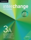 Image for InterchangeLevel 3A,: Student's book : Interchange Level 3A Student's Book with Online Self-Study and Online Workbook