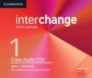 Image for Interchange: Level 1 : Interchange Level 1 Class Audio CDs