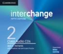 Image for Interchange: Level 2 : Interchange Level 2 Class Audio CDs
