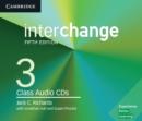 Image for Interchange: Level 3 : Interchange Level 3 Class Audio CDs