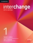 Image for InterchangeLevel 1,: Teacher's edition : Interchange Level 1 Teacher's Edition with Complete Assessment Program