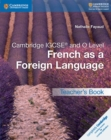 Image for Cambridge IGCSE (R) and O Level French as a Foreign Language Teacher's Book