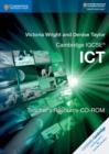 Image for Cambridge IGCSE (R) ICT Teacher's Resource CD-ROM