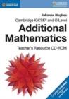 Image for Cambridge IGCSE (R) and O Level Additional Mathematics Teacher's Resource CD-ROM