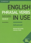 Image for English phrasal verbs in use  : vocabulary reference and practiceAdvanced book with answers