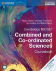 Image for Cambridge IGCSE combined and co-ordinated sciences coursebook with CD-ROM