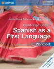 Image for Cambridge IGCSE (R) Spanish as a First Language Workbook