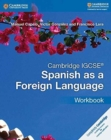 Image for Cambridge IGCSE (R) Spanish as a Foreign Language Workbook