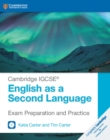 Image for Cambridge IGCSE English as a second language exam preparation and practice with audio CDs