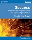 Image for Success International Student's Book: English Skills for Cambridge IGCSE