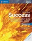 Image for Success international  : English skills for IGCSE: Workbook
