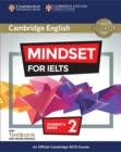 Image for Mindset for IETLS  : an official Cambridge IELTS courseLevel 2,: Student's book