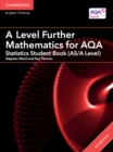 Image for statistics  : (AS/A level) with Cambridge elevate edition (2 years): Student book
