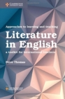 Image for Approaches to learning and teaching literature in English  : a toolkit for international teachers