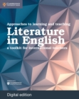 Image for Approaches to Learning and Teaching Literature in English: A Toolkit for International Teachers