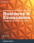 Image for Approaches to Learning and Teaching Business & Economics: A Toolkit for International Teachers
