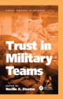 Image for Trust in Military Teams