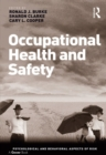 Image for Occupational health and safety