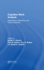 Image for Cognitive work analysis: applications, extensions and future directions