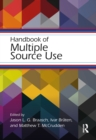 Image for Handbook of multiple source use