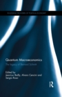 Image for Quantum macroeconomics: the legacy of Bernard Schmitt