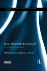 Image for Form, art and the environment: engaging in sustainability