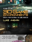 Image for 3D game environments: create professional 3D game worlds
