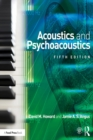 Image for Acoustics and psychoacoustics