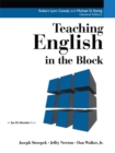 Image for Teaching English in the block
