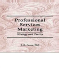 Image for Professional services marketing: strategy and tactics