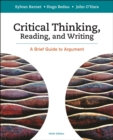 Image for CRITICAL THINKING READING & WRITING
