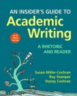 Image for INSIDERS GUIDE TO ACADEMIC WRITING A RHE