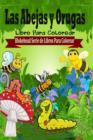 Image for Las Abejas y Orugas Libro Para Colorear