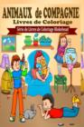 Image for Animaux de Compagnie Livres de Coloriage