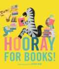 Image for Hooray for books!