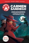 Image for Carmen Sandiego: Endangered Operation (Choose-Your-Own Capers)