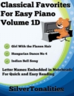 Image for Classical Favorites for Easy Piano Volume 1 D