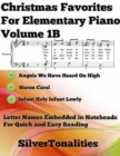 Image for Christmas Favorites for Elementary Piano Volume 1 B